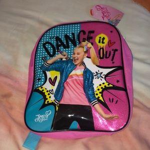 JoJo Siwa Girls Toddler Mini Backpack Book Bag